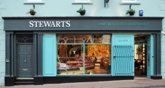 Stewart's Butchers Enniskillen