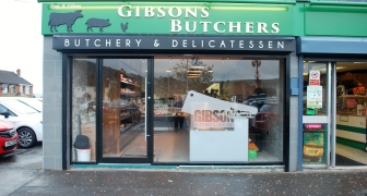 Gibson Butchers Belfast