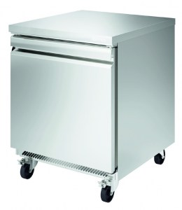 Undercounter chill & freezer UC series